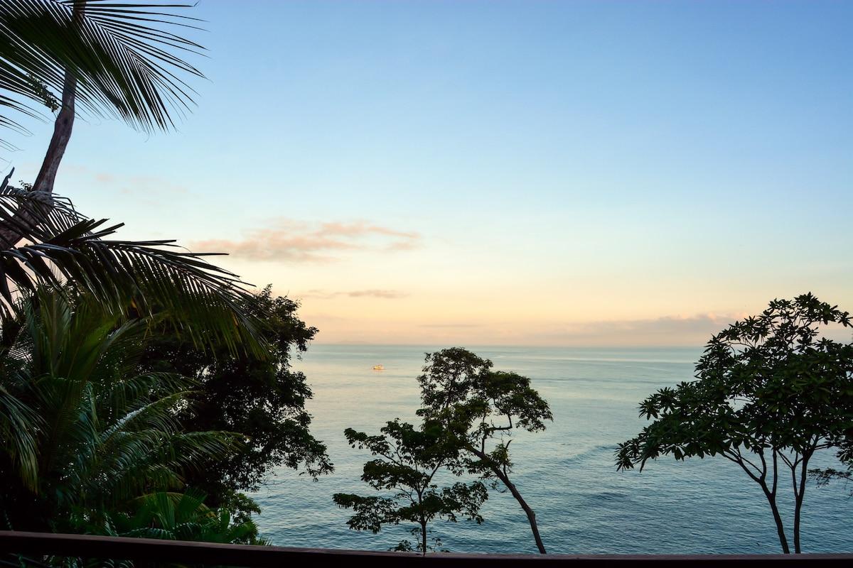 Oceanfront Condo in Punta Leona