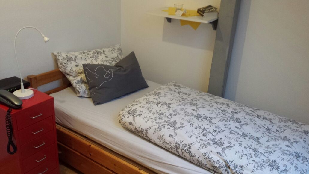 Small room in East-Karlsruhe:)