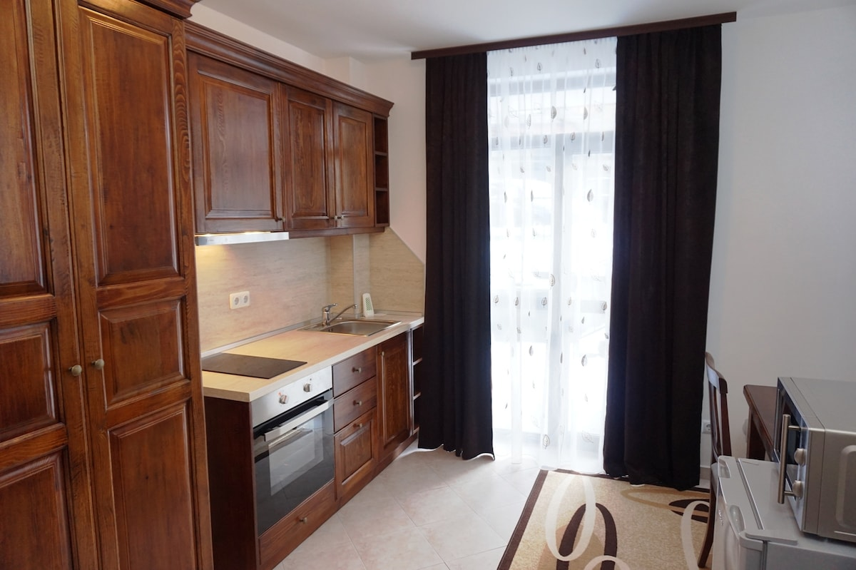 Brand new family apartments! 4