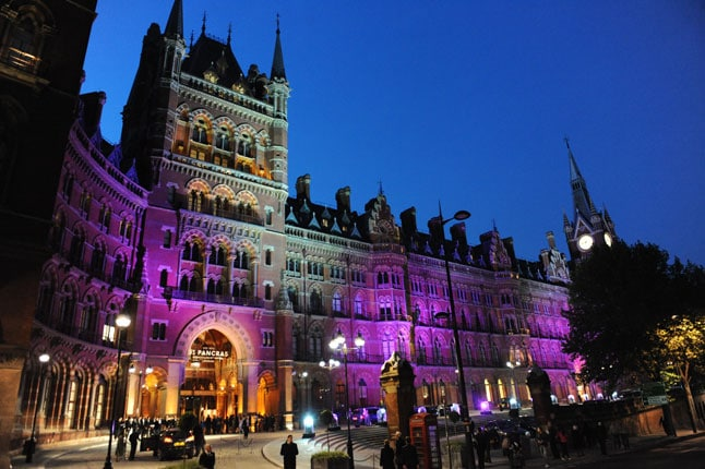Best of London Gothic Revival: Palace of Westminster, Tower Bridge and St Pancras