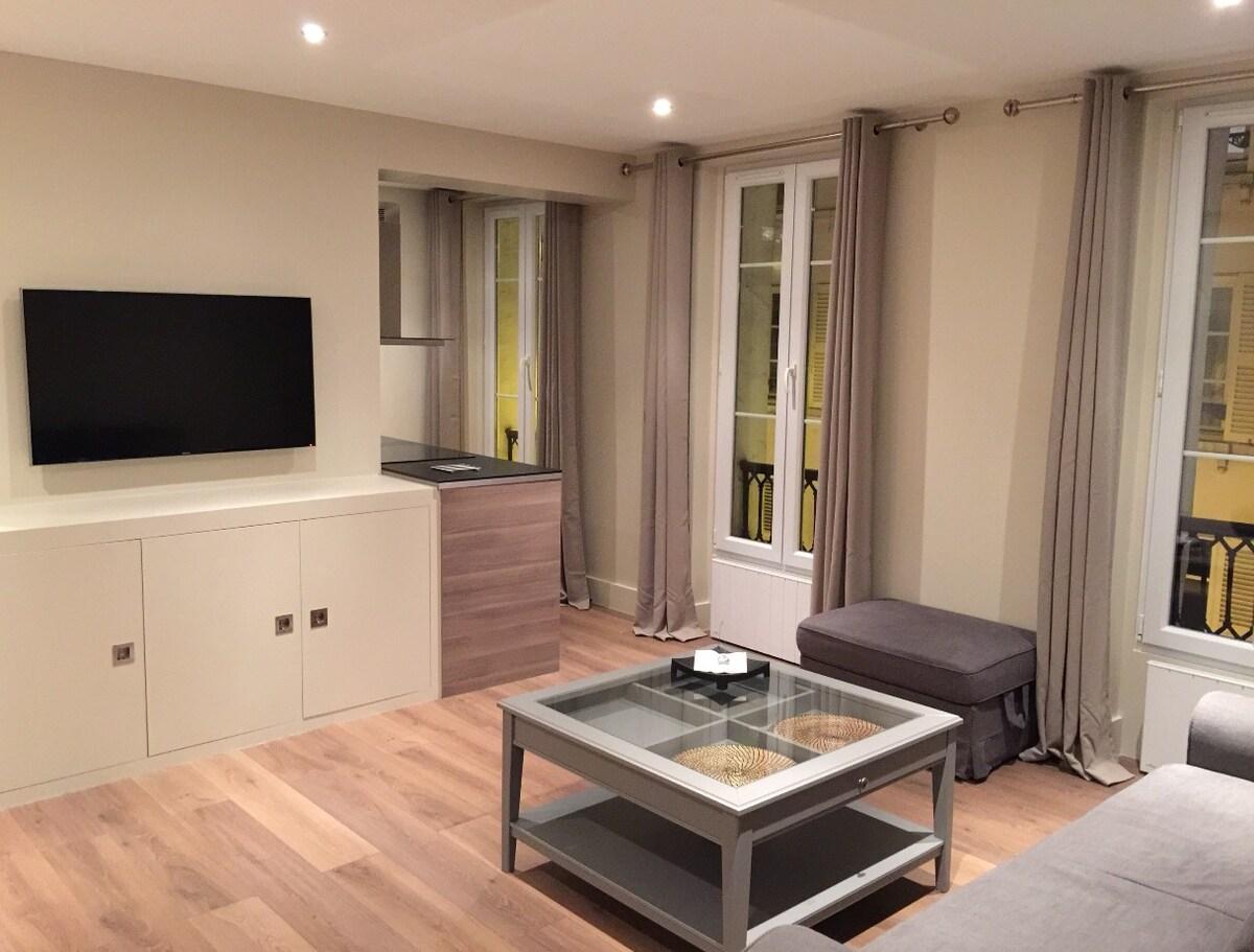 Appartement de 50m2 Paris 9ème