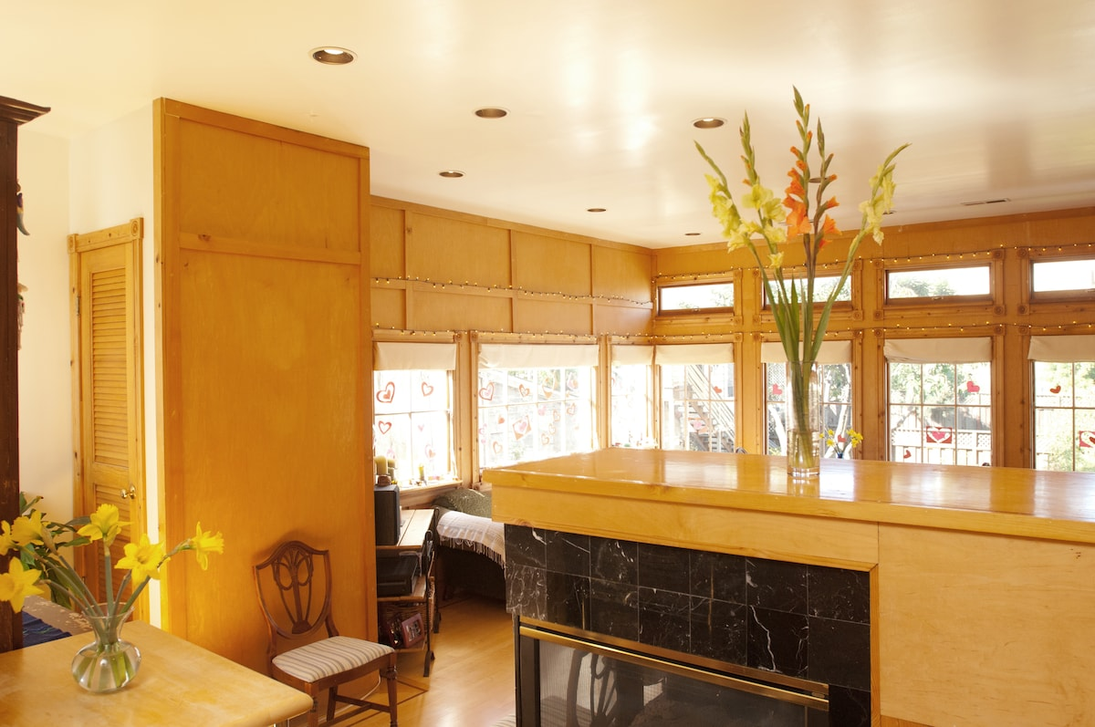 Charming Lower Pac Hts Private Room