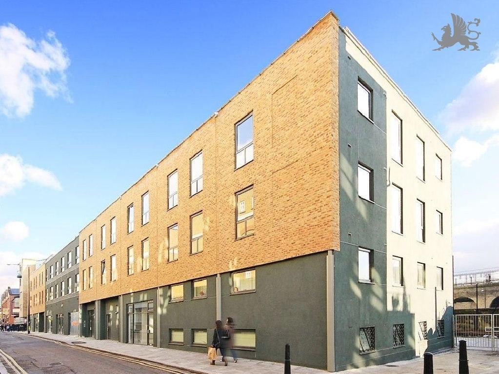 Cool, Contemporary Shoreditch flat