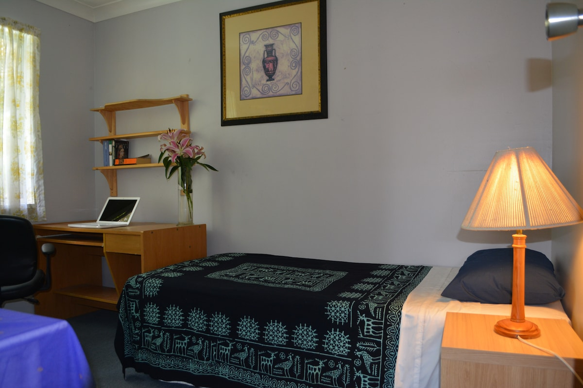 Small student room by Griffith Uni
