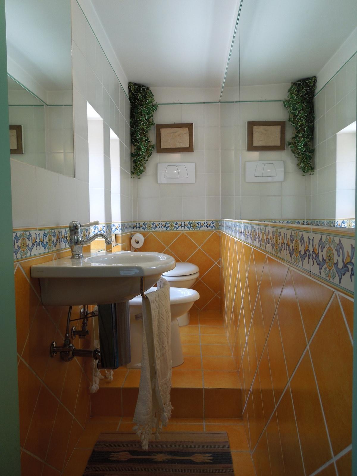Three pieces bathroom