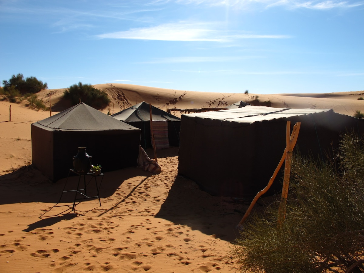 Desert experience for nomad hearted