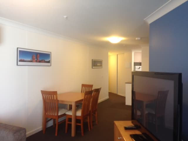Canberra City Location