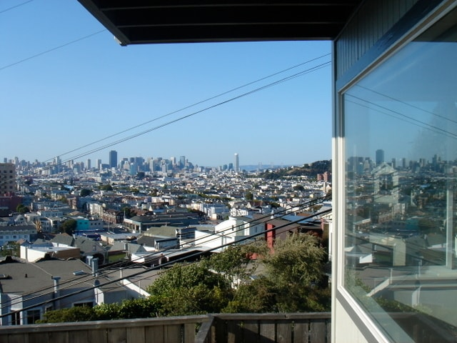 Downtown/Bay Bridge view