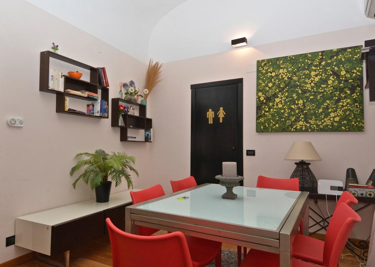 Cozy apartment in Piazza Navona