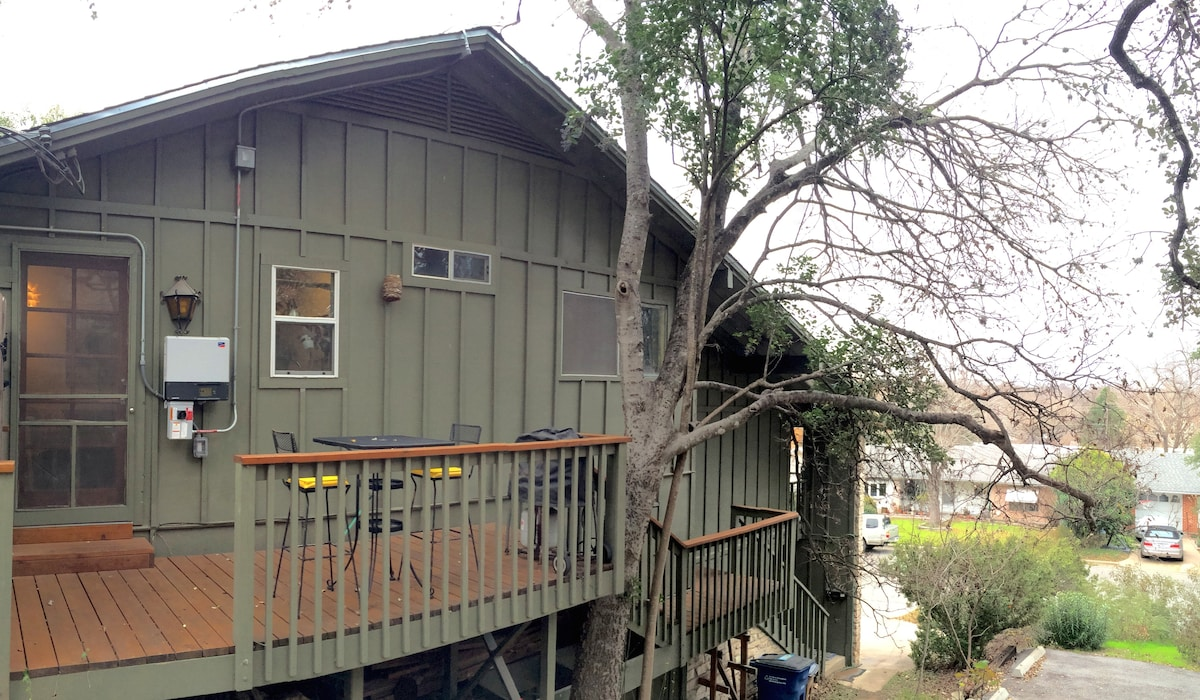 Your Private SoCo Treehouse - 78704