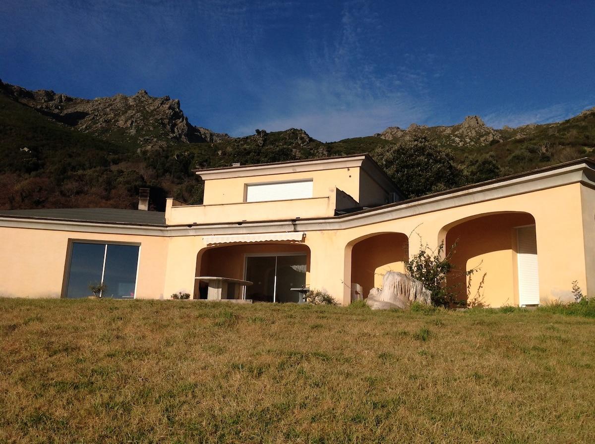 Magnifique Villa, piscine, vue mer