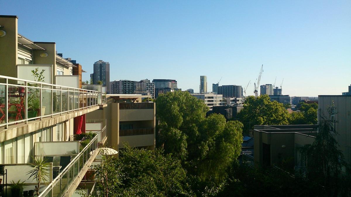 City Apartment - Victoria Markets