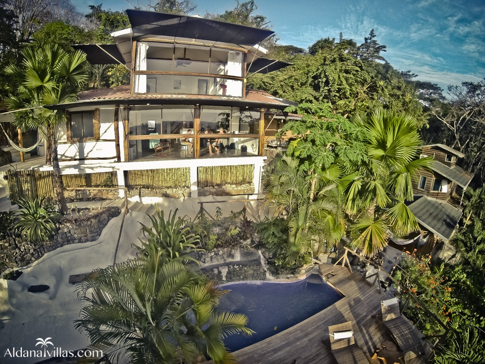 Ocean view Santa Teresa Casa blanca