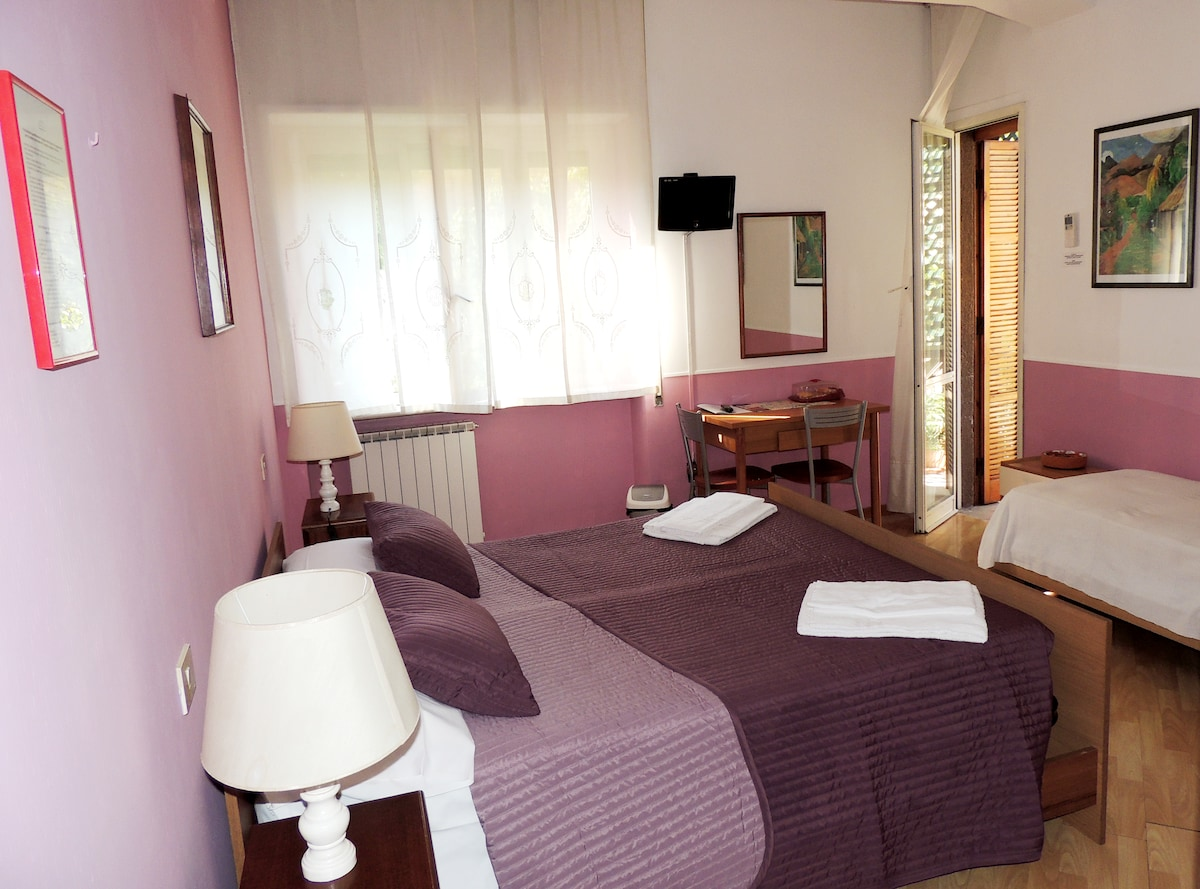 Maison Genevois 3 Bed & Breakfast