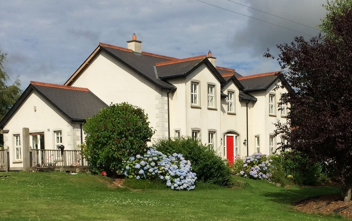 Spacious home, Bunclody, Wexford