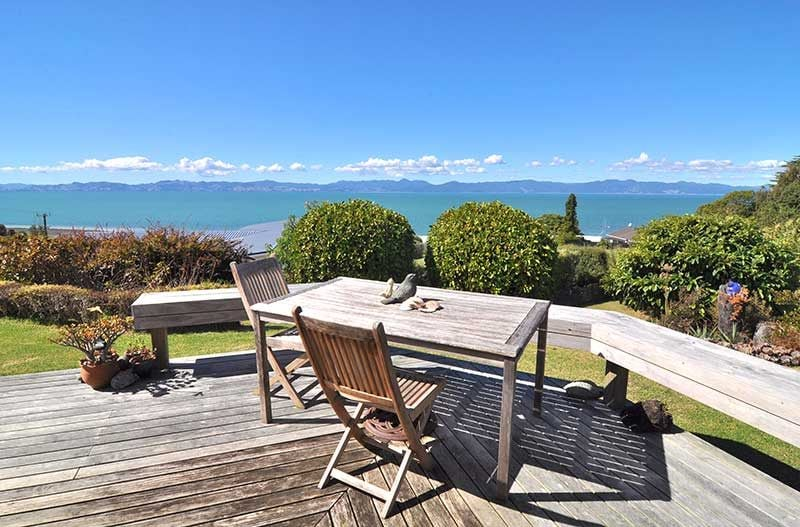 Peace, Tranquility and Sea Views
