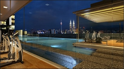 2 Rooms @ Elements Ampang KL