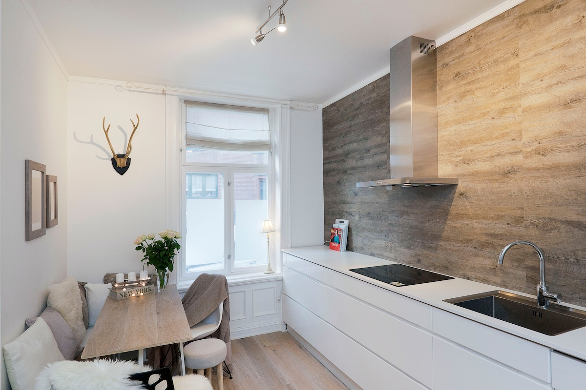 Beautiful newly renovated apartment(finished in January 2015).