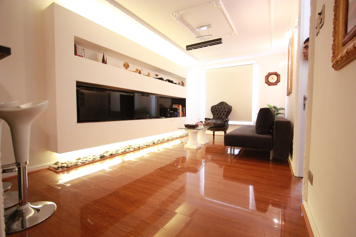 Lastarria, Santiago, Luxury Flat