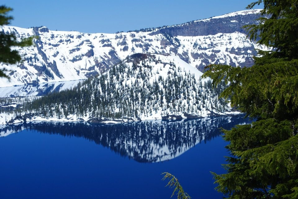 Our amazing world famous Crater Lake National Park! Rated #1 attraction world wide by CNN