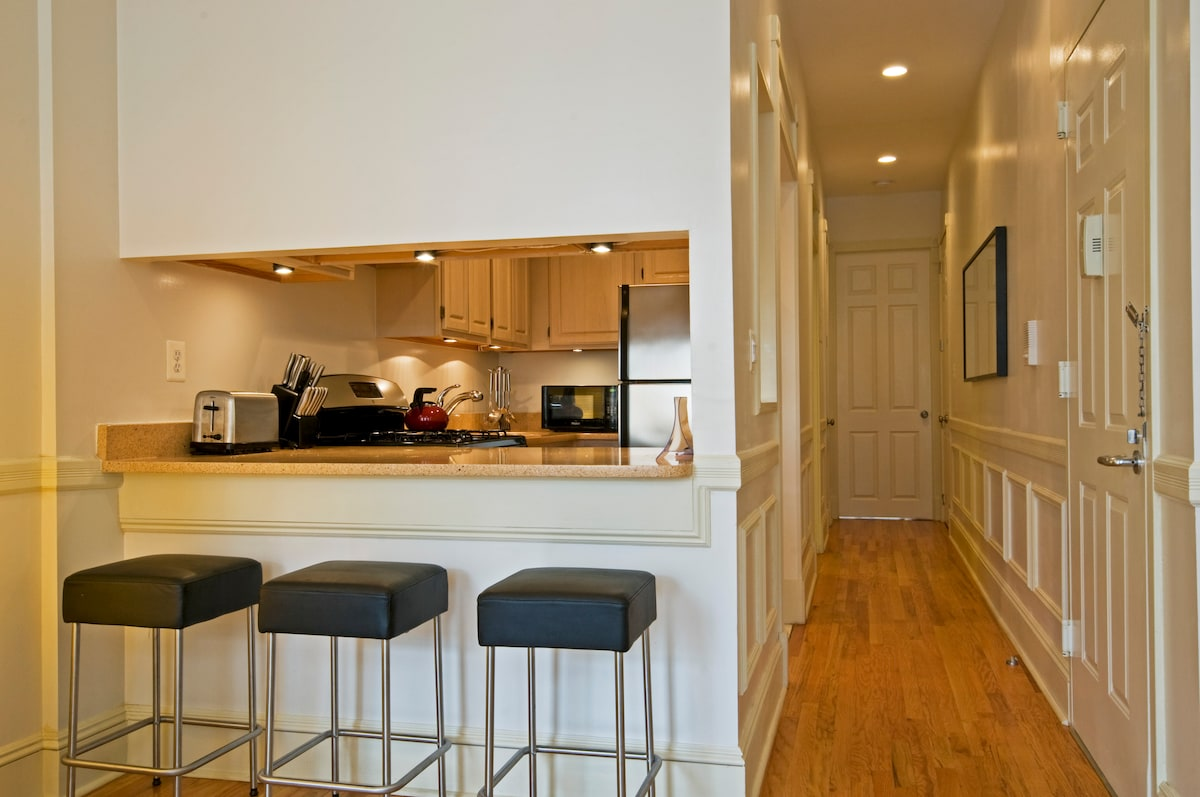 The Brownstone-Luxury 1 Bd Apt/NYC