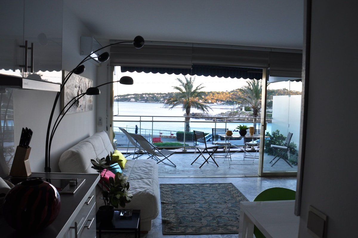 Appartement  Antibes vue mer