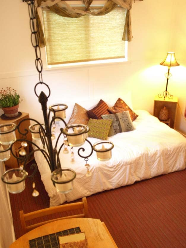 Find the Zen within private room