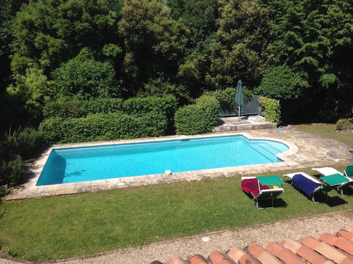 Grande chambre charme provencal