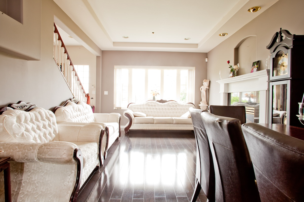 Beautiful room (s) Vancouver Home