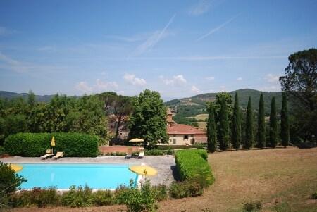 Villa Badia a Ruoti