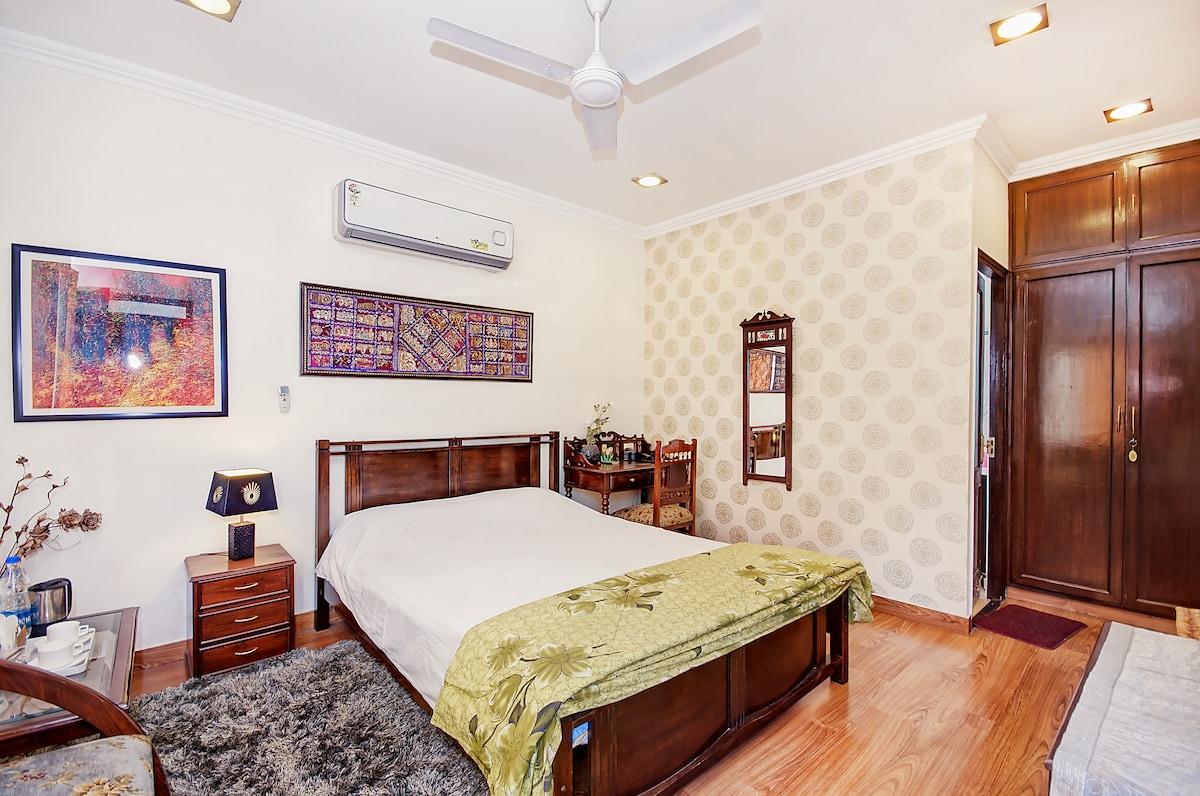 Posh Bedroom
