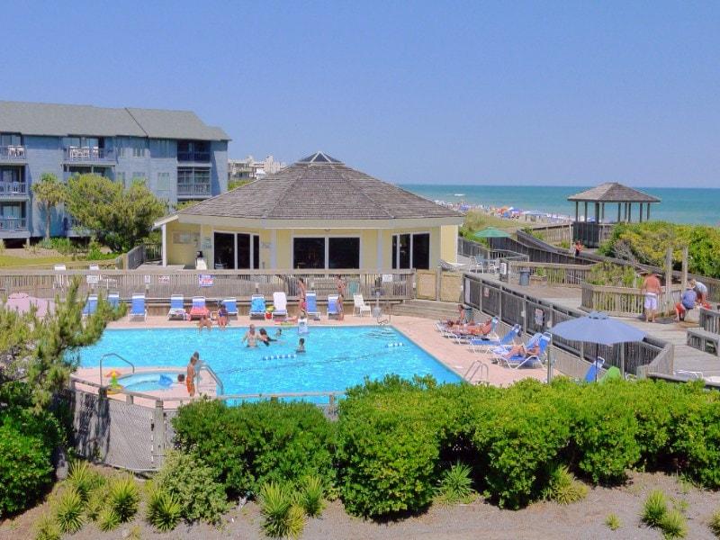 Ocean View 3 Bedroom 2 Bath Condo