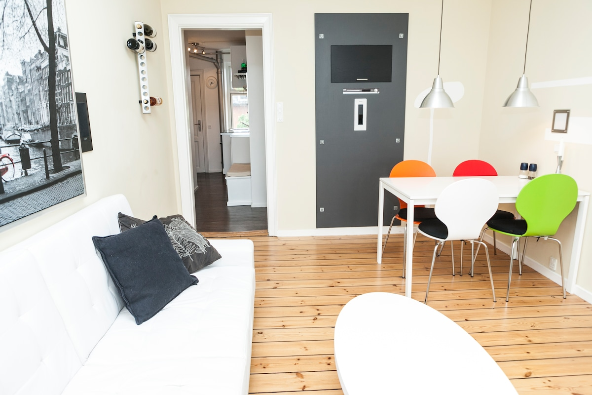 Fantastic apartment for couples