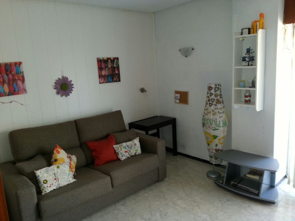 Studio-flat in the town centre