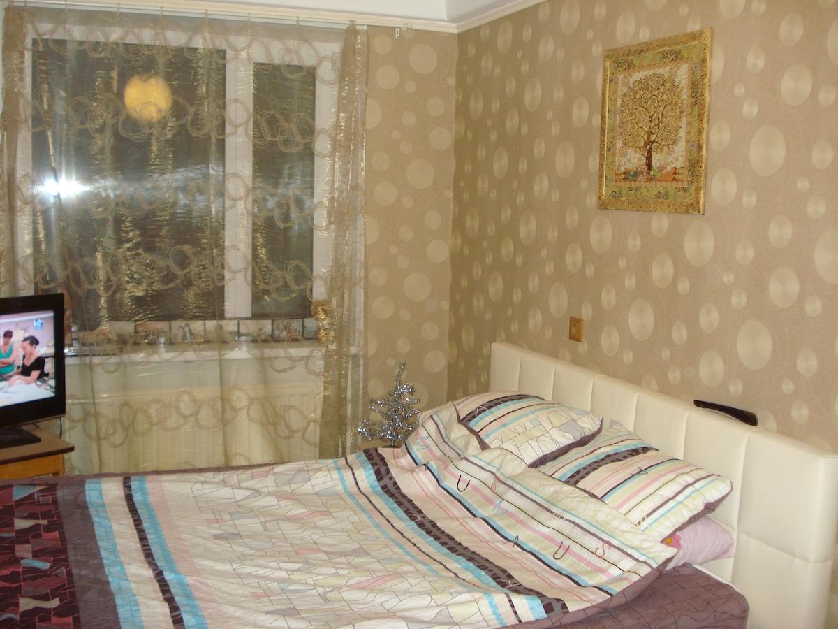 Comfortable room in St. Petersburg