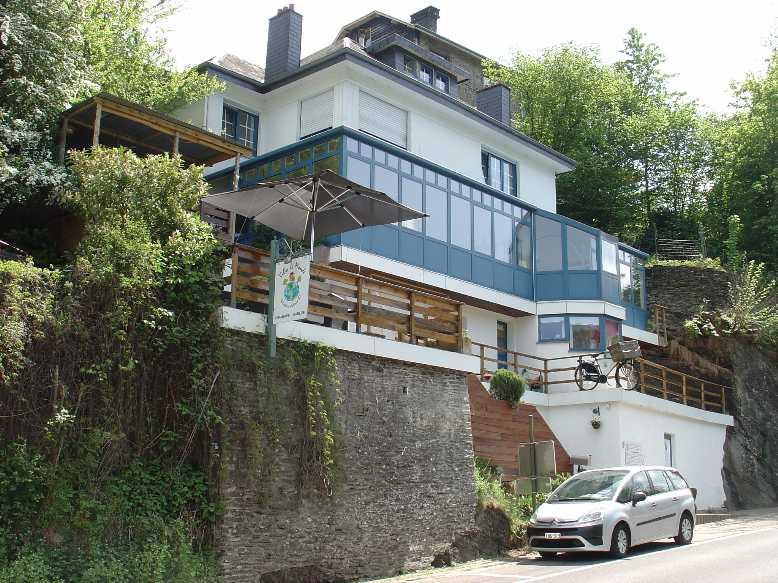 B&B Ardennen Villa le Monde