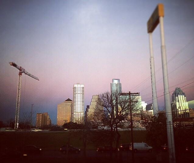 Skyline View HEART of Downtown ATX