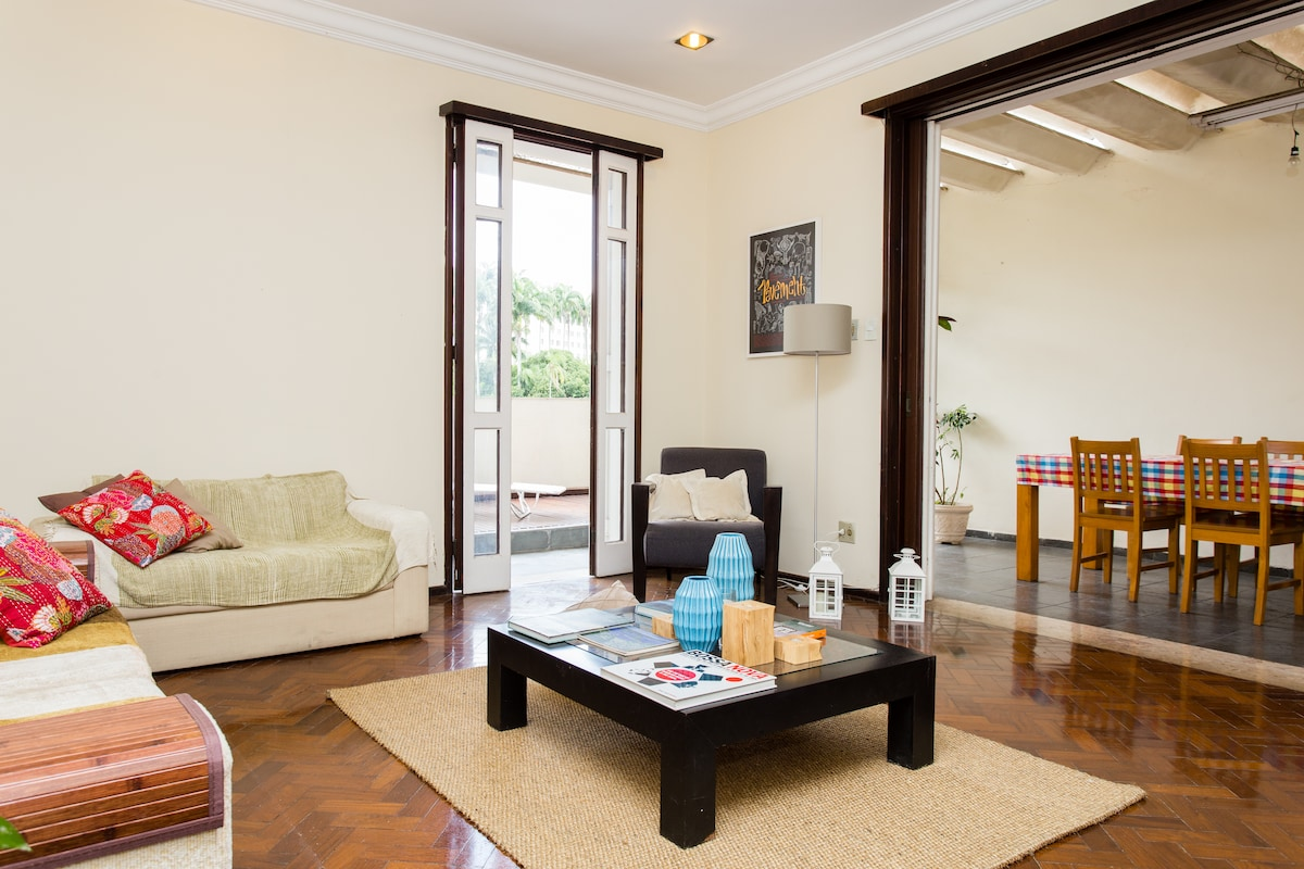 Charming room in the heart of Rio