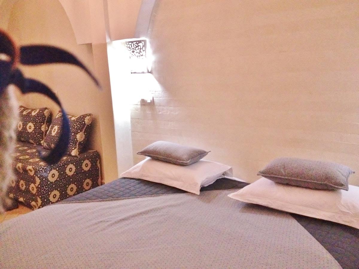 Riad Jemaa El Fna - B&B - room 3