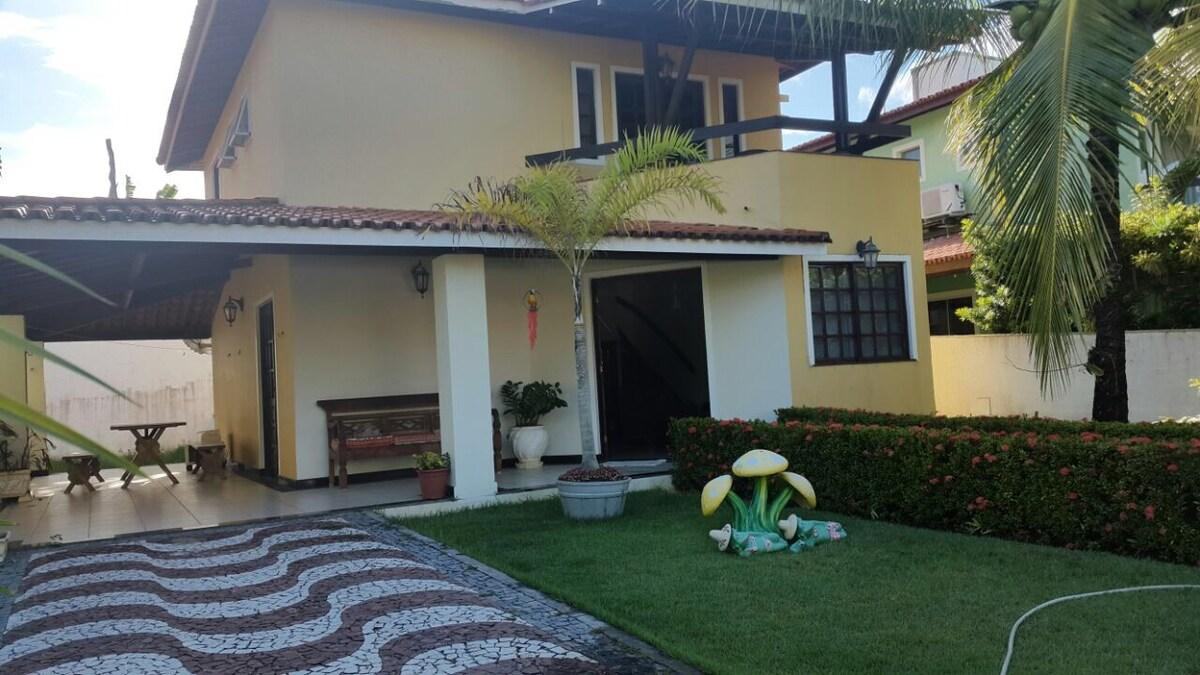 Casa em Buraquinho