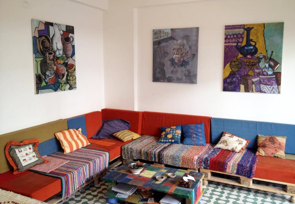 Cozy Artistic flat-1-(Private room)