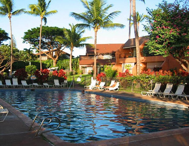 From the Lanai, look down and to your left to the large HEATED Pool.