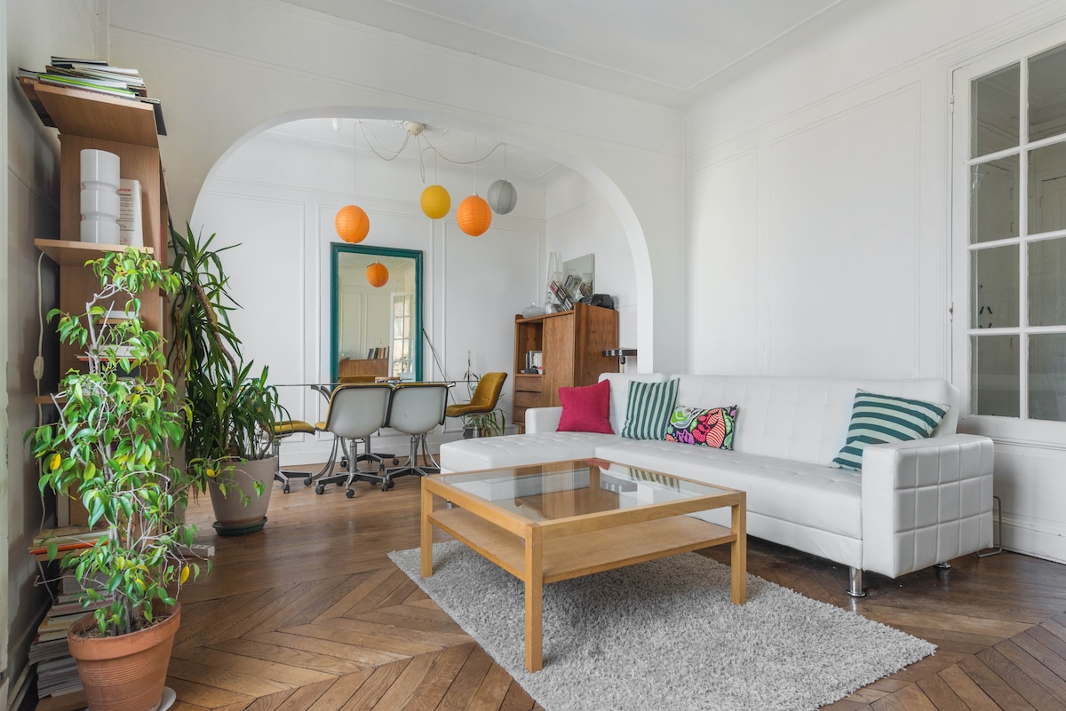 Perfect Family flat by the park