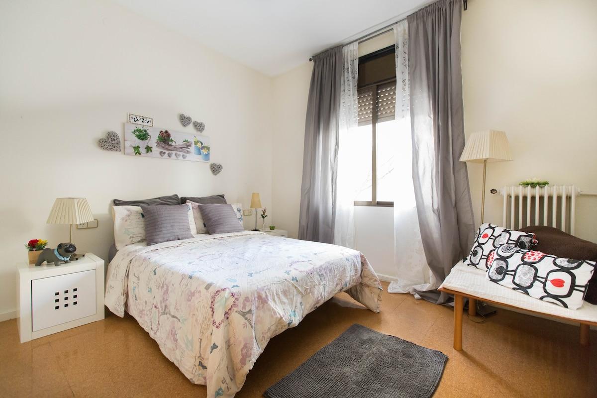 "Nice  Room in Av. Diagonal"""