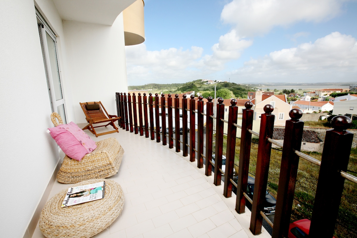 Great Apartment in Foz do Arelho