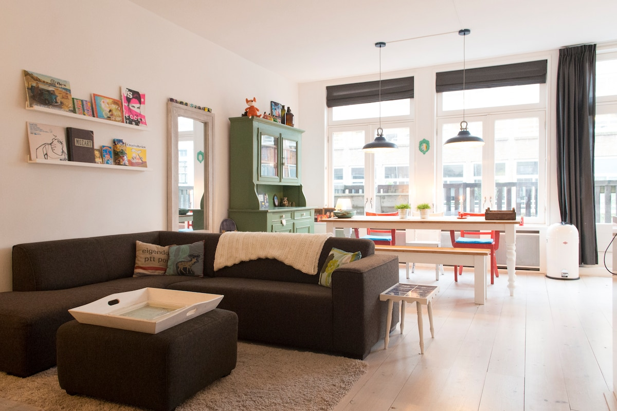 Ideal cosy apartment in Amsterdam