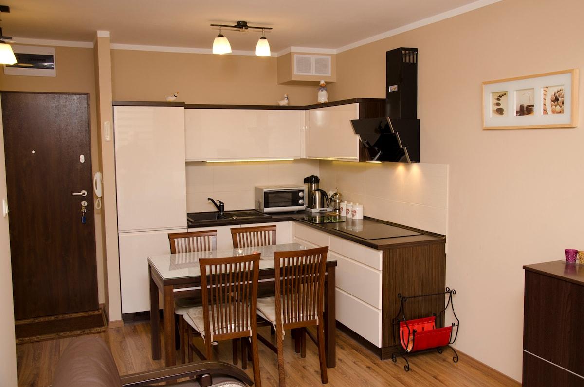 ALMOND apartment in Kolobrzeg