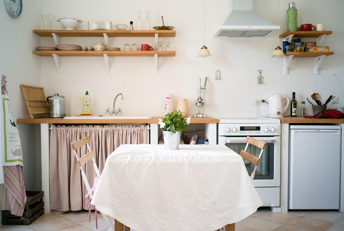 Mini apartment proche place MASSENA