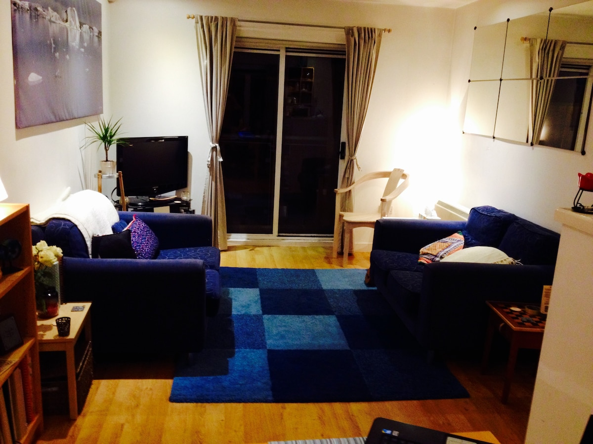 Cosiest Double in Manchester!