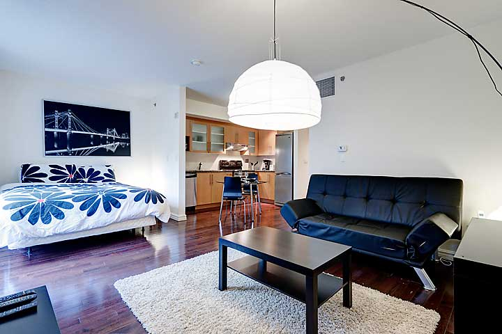LUXURIOUS STUDIO IN OLD MONTREAL